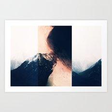 Pacify Her Art Print