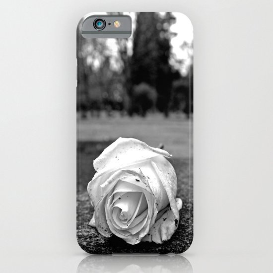 One last rose iPhone & iPod Case