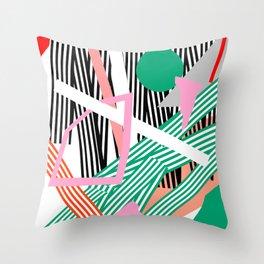 op1 Throw Pillow