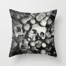 Once Were Warriors XV. Throw Pillow