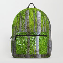 white woods Backpack