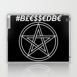 TRULY #BLESSEDBE Laptop & iPad Skin