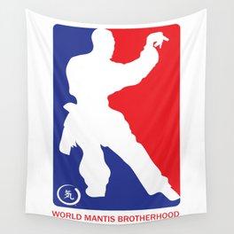World Mantis Brotherhood Wall Tapestry