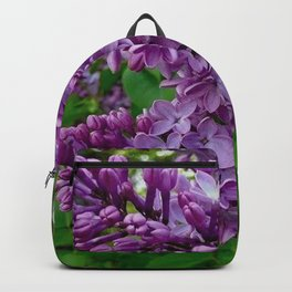Lilac Blooms Backpack