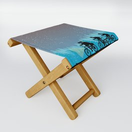 Searching for Will B. - 80s things Folding Stool