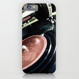 spin iPhone Case