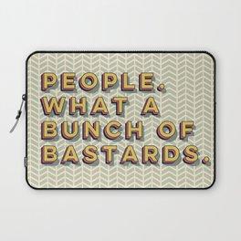 Bastards Laptop Sleeve