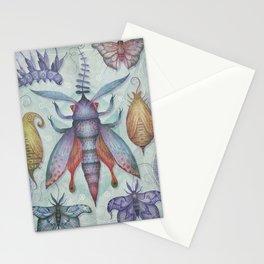 Entomology Tab. II Stationery Cards