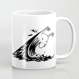 Monster Wave Coffee Mug