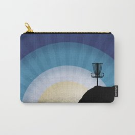 Basket On A Mountain Carry-All Pouch