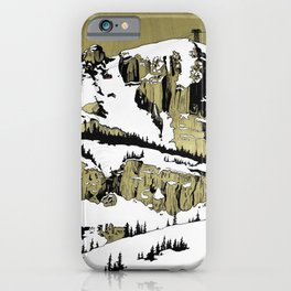 Jackson Hole iPhone Case