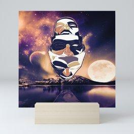 VAW_19_01010_Realm_of_consciousness Mini Art Print