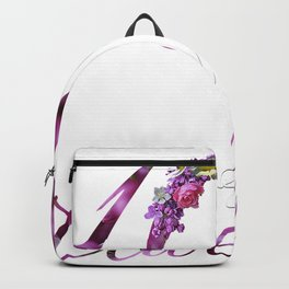 100 Year Old Shirt Awesome Floral 1921 100th Birthday Gift Backpack