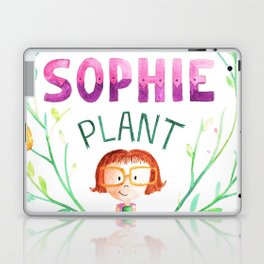 All about sophie Laptop & iPad Skin