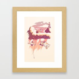 PacificSky Framed Art Print