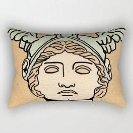 Roman 1 Rectangular Pillow