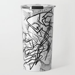 Crackle Pop Travel Mug