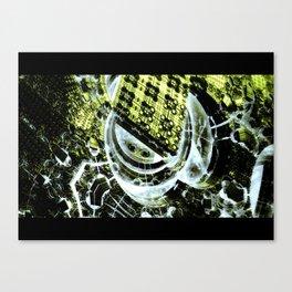 Alien Au Canvas Print