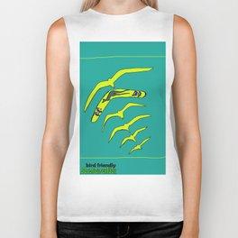 bird friendly Biker Tank