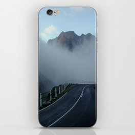 Cradle Top Mountain iPhone Skin