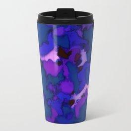 Deep depth blues Travel Mug