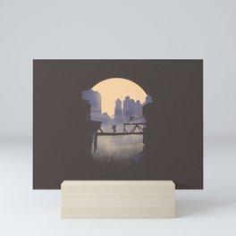 The Last of Us 2 Poster Series - Lev's shortcut Mini Art Print