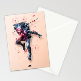 Heroes and Villains Series 2: Predator Stationery Cards