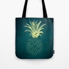 y-hello pineapple Tote Bag