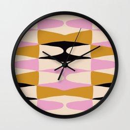 Zaha Dama Wall Clock