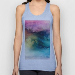 Rainbow Dreams Unisex Tank Top