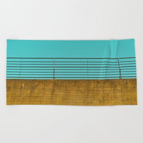 #96 Beach Towel