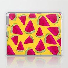 watermelon love Laptop & iPad Skin