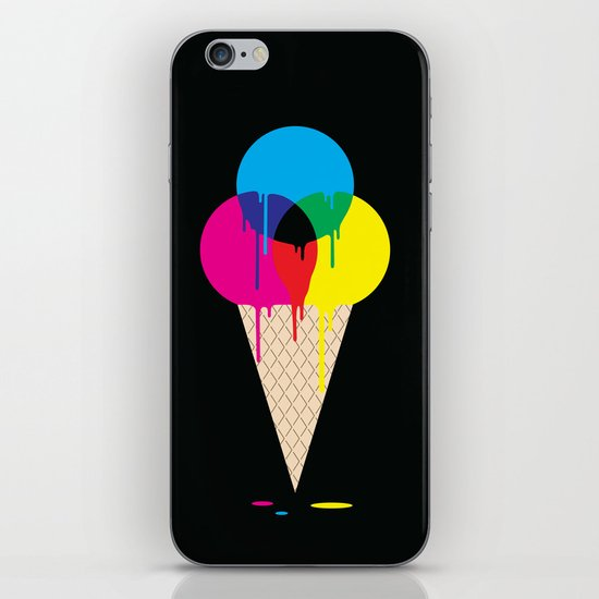 CMYKream iPhone & iPod Skin
