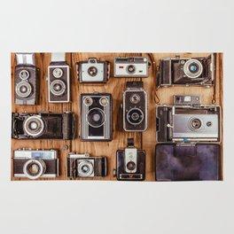 Photographer's History Rug
