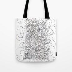 McLuhan Tote Bag