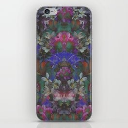Midnight Garden iPhone Skin