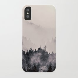 I fall behind iPhone Case