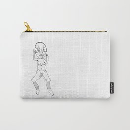 Little voice Carry-All Pouch