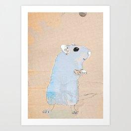 gerb Art Print