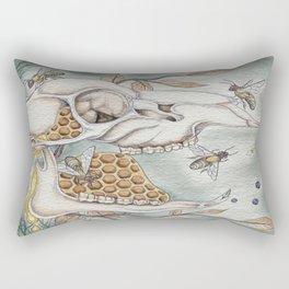 Thanatos Rectangular Pillow