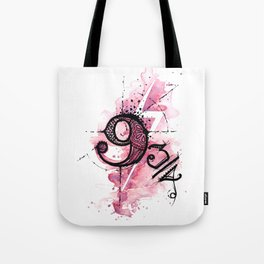 New Platform 9 3/4 Tote Bag