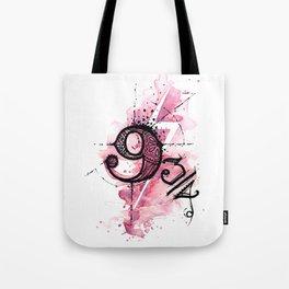 New Platform 9 3/4 Tote Bag