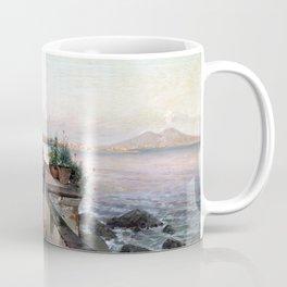 Enrico Forlenza Tarantella-Tanz in Naples Coffee Mug