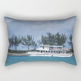 Bahamas Cruise Series 140 Rectangular Pillow