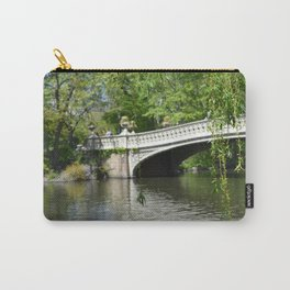 Bow Bridge in Springtime Carry-All Pouch