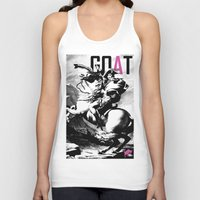 napoleon Tank Tops featuring Napoleon by GOAT