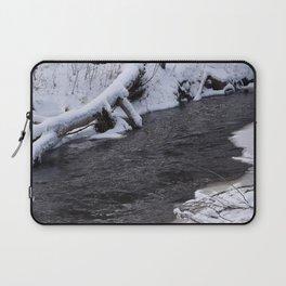 Snowy river Laptop Sleeve