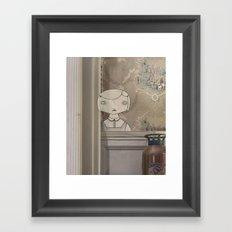 Ghost no. 2 Framed Art Print