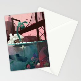Your Music, I Has It Stationery Cards