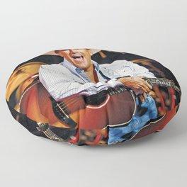 CMA-Entertainer-George-Strait Floor Pillow